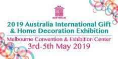 Australia International Gift and Home Decoration Exhibition 2019