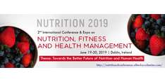 2nd International Conference & Expo on Nutrition, Food Science and Health Management 2019