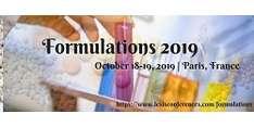 Formulations and Drug Delivery Forum 2019