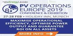 PV Operations Europe 2019