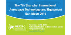 AirExpo Shanghai China - The 7th Shanghai International Aerospace Technology and Equipment Exhibition 2019