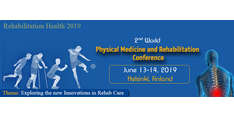 2nd World Physical Medicine and Rehabilitation Conference 2019