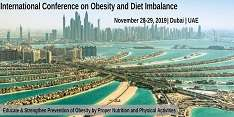 International Conference on Obesity and Diet Imbalance 2019