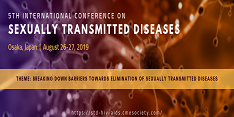 5th International Conference on Sexually Transmitted Diseases 2019