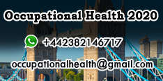 6th Edition of International Conference on Occupational Health and Public Safety 2020