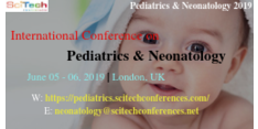 3rd International Conference on Pediatrics
