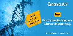 World Congress on Genomics and Molecular Biology 2019