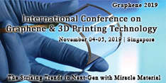 International Conference on Graphene & 3D Printing Technology 2019