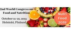 2nd World Congress on Food and Nutrition 2019