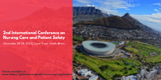 2nd International Conference on Nursing Care and Patient Safety 2019