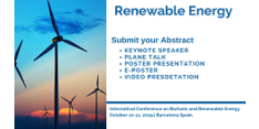International Conference on Biofuels & Renewable Energy 2019