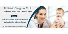 2nd World Congress on Pediatrics and Child care 2019