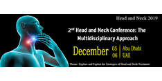 2nd Head and Neck Conference: The Multidisciplinary Approach 2019
