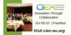 CIEX Europe 2019 - Chemical Innovation Exchange