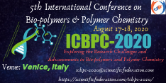5th International Conference on Bio-polymers & Polymer Chemistry