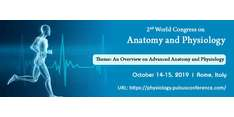 2nd world congress on anatomy and physiology