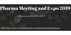 Pharma Meeting and Expo 2019