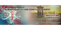 International Conference on Human Genetics and Genetics Disorders