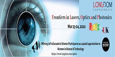 Frontiers in Lasers, Optics and Photonics (Optics 2020)