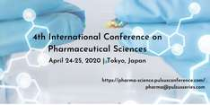 4th International Conference on Pharmaceutical Sciences