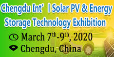 Western China (Chengdu) International Solar Photovoltaic &  Energy Storage Technology Exhibition (PV Chengdu 2020)