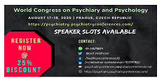 World Congress on Psychiatry and Psychology