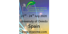 3rd International Research Conference on Sustainable Energy, Engineering, Materials and Environment (IRCSEEME)