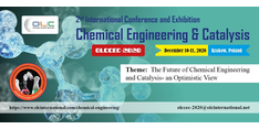 2nd International Conference and Exhibition on Chemical Engineering & Catalysis