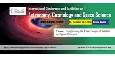 International Conference and Exhibition on Astronomy, Cosmology and Space Science