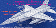 International Colloquium on Mechanical and Aerospace Engineering (Mech Aero 2020)