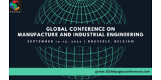 Global Conference on Manufacture and Industrial Engineering
