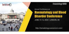 Annual Conference on Haematology and Blood Disorder