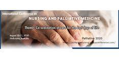 International Conference on Nursing and Palliative Medicine