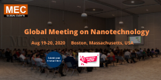 Global Meeting on Nanotechnology Nanotechnology 2020