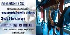 26th International Conference on Human Metabolic Health- Diabetes, Obesity & Endocrinology