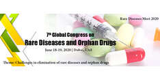 7th Global Congress on Rare Diseases & Orphan Drug
