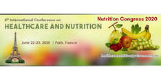 6th International Conference on Healthcare and Nutrition