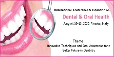 International Conference and Exhibition on Dental and Oral Health