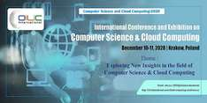 International Conference and Exhibition on Computer Science & Cloud Computing