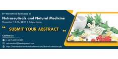 31st International Conference on Nutraceuticals and Natural Medicine